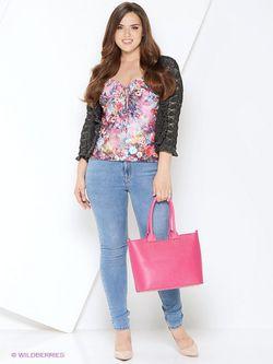 Блузки Milana Style                                                                                                              розовый цвет