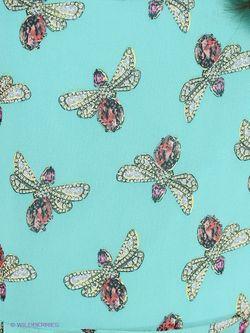 Блузки Milana Style                                                                                                              Бирюзовый цвет