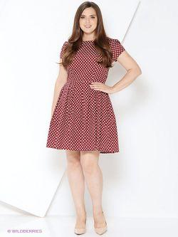 Платья Milana Style                                                                                                              красный цвет