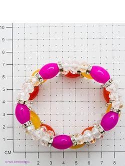 Браслеты Bijoux Land                                                                                                              прозрачный цвет