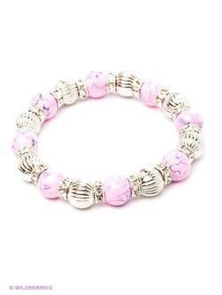 Браслеты Bijoux Land                                                                                                              розовый цвет