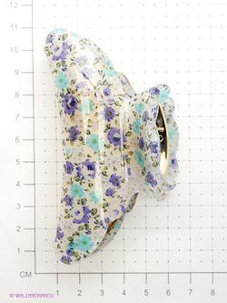 Заколки Migura                                                                                                              голубой цвет