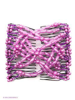 Заколки Migura                                                                                                              фиолетовый цвет
