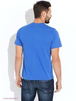 Футболка RHS                                                                                                              синий цвет