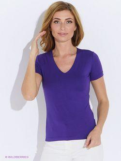 Футболки Mondigo                                                                                                              фиолетовый цвет