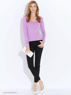 Лонгслив Mondigo                                                                                                              фиолетовый цвет