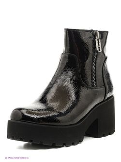 Ботинки Makfly                                                                                                              черный цвет