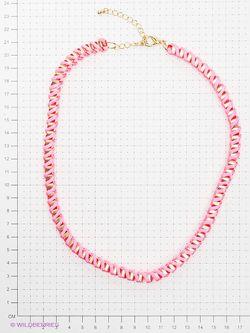 Колье Kawaii Factory                                                                                                              розовый цвет