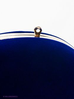Клатчи Модные истории                                                                                                              синий цвет