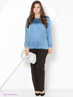 Блузки Devur                                                                                                              голубой цвет