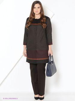 Жакеты Devur                                                                                                              коричневый цвет