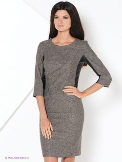 Платья Devur                                                                                                              коричневый цвет
