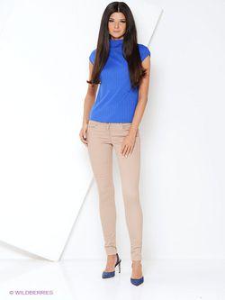 Блузки ELENA FEDEL                                                                                                              синий цвет
