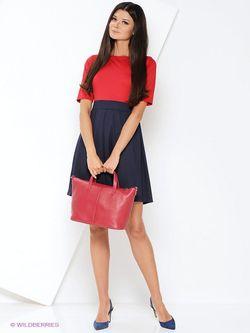 Платья ELENA FEDEL                                                                                                              красный цвет