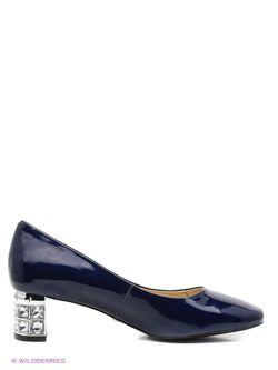 Туфли Tervolina                                                                                                              синий цвет