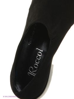 Туфли Roccol                                                                                                              чёрный цвет