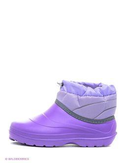 Сабо Janett                                                                                                              фиолетовый цвет
