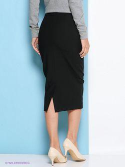 Юбки Trussardi                                                                                                              чёрный цвет