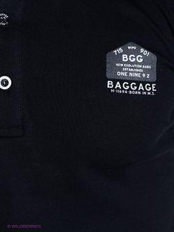 Лонгсливы BAGGAGE                                                                                                              черный цвет