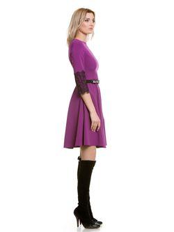 Платья Tsurpal                                                                                                              Лиловый цвет
