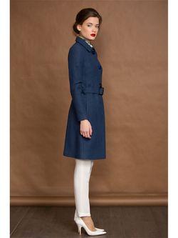 Пальто Levall                                                                                                              синий цвет