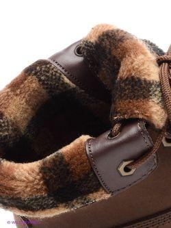 Ботинки Best Walk                                                                                                              коричневый цвет