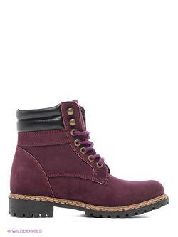 Ботинки Best Walk                                                                                                              красный цвет