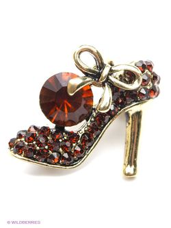 Броши Royal Diamond                                                                                                              красный цвет