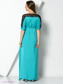 Платья Beauty mammy                                                                                                              Бирюзовый цвет