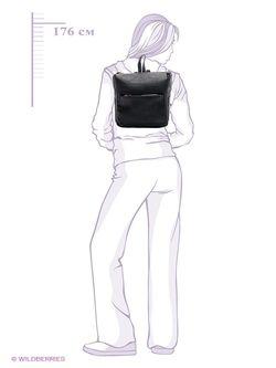 Рюкзаки Concept Club                                                                                                              черный цвет