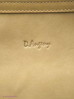 Сумки D'Angeny                                                                                                              бежевый цвет