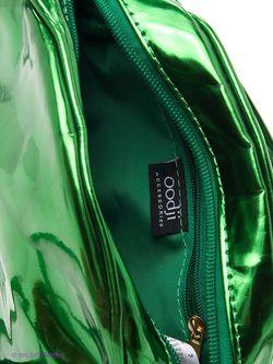 Сумки Oodji                                                                                                              зелёный цвет