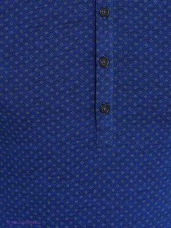Футболки-Поло Oodji                                                                                                              синий цвет