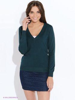 Пуловеры Oodji                                                                                                              Морская Волна цвет
