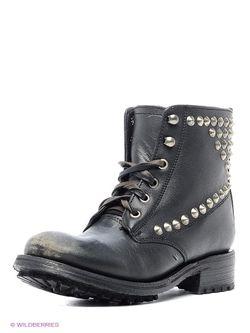 Ботинки Ash                                                                                                              черный цвет