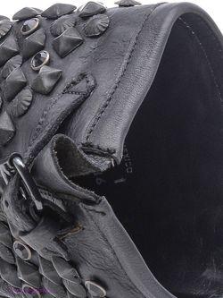 Сапоги Ash                                                                                                              черный цвет