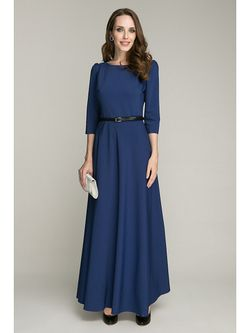 Платья La vida rica                                                                                                              синий цвет