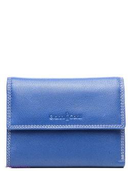 Портмоне Gianni Conti                                                                                                              синий цвет