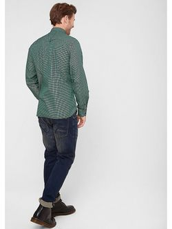 Рубашки s.Oliver                                                                                                              зелёный цвет