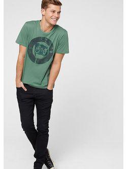 Футболка s.Oliver                                                                                                              зелёный цвет