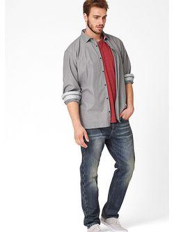 Рубашки s.Oliver                                                                                                              серый цвет