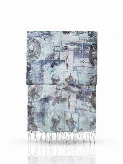 Палантины Michel Katana                                                                                                              синий цвет