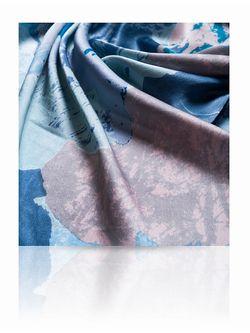 Шарфы Michel Katana                                                                                                              синий цвет