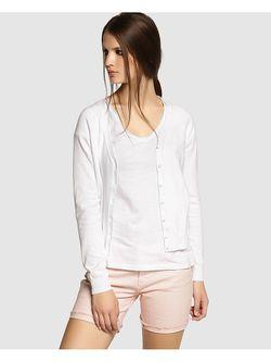 Кардиганы Easy Wear                                                                                                              белый цвет