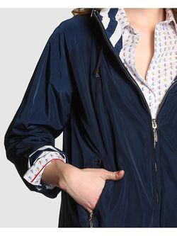 Куртки Zendra                                                                                                              синий цвет