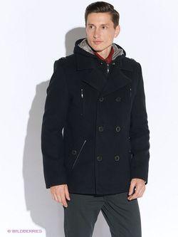 Пальто Sainy                                                                                                              синий цвет