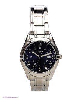 Часы Timex                                                                                                              серебристый цвет