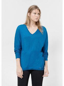 Пуловеры Violeta by Mango                                                                                                              синий цвет