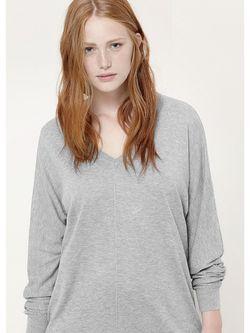 Пуловеры Violeta by Mango                                                                                                              серый цвет