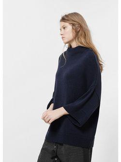 Джемперы Violeta by Mango                                                                                                              синий цвет